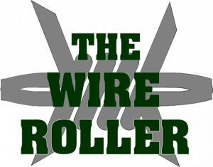 The Wire Roller Logo